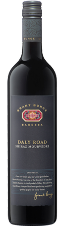 2016 Daly Road Shiraz Mourvèdre